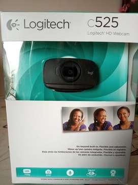 Webcam Logitech C525 $1500
