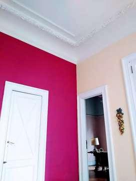 Trabajos de pintura, microcentro, revestimientos, pisos vinílicos etc
