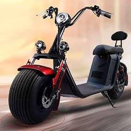 Llantas Para Scooter Eléctrico Modelo Chooper