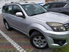 Great wall haval H3, año 2012,