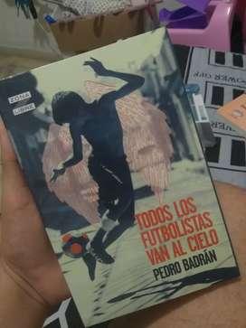 Libro 'Todos los futbolistas van al cielo'