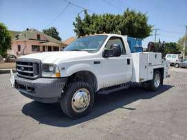 2004 FORD F450 WELDING TRUCK