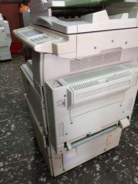 fotocopiadora ricoh4500-repuestos