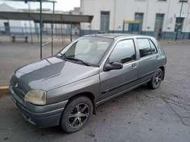 Vdo. CLIO Diesel 1998 5 puertas