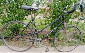 Bicicleta antigua Dama