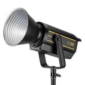 Luz de video LED Godox VL300 300W