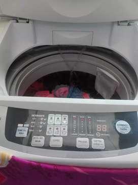 Linda y excelente lavadora