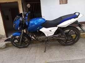 Se vende moto pulsar 180 modelo 2008 el precio es negociable