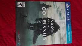 SHADOW OF THE COLOSSUS EN BUEN ESTADO 10/10