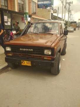 Vendo Nissan Samuray