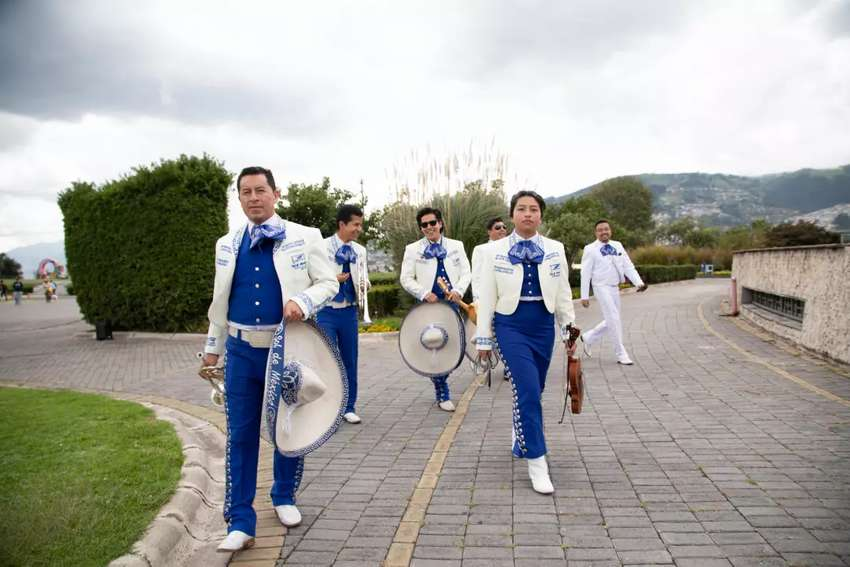 Mariachis en Quito guamani 0