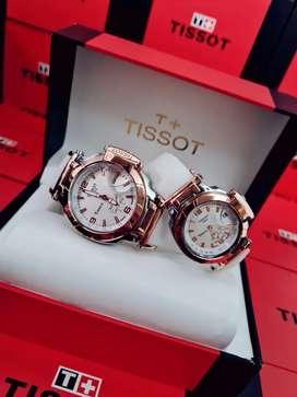 Reloj parejas tissof
