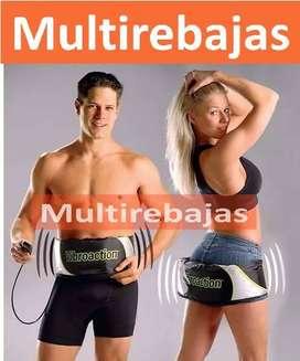 Cinturon Reductor De Medidas Vibroaction