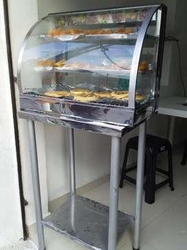 GANGAZO  negocio de comidas rapidas y cafeteria