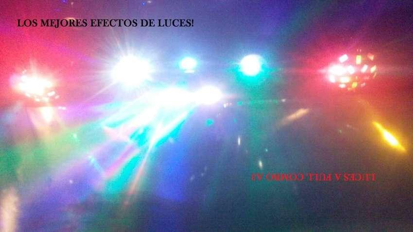 DJ SONIDO E ILUMINACION PARA FIESTAS EN BUENOS AIRES