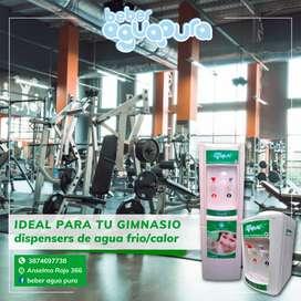 Dispenser De Agua Frio/calor  Beber Agua Pura