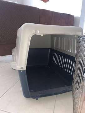 Guacal #3 para transporte de perros