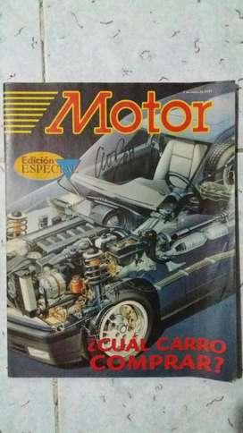 Vendo Revistas Motor Coleccion