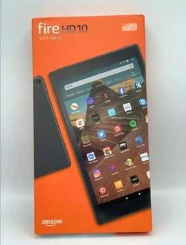 Fire HD 10, tablet Amazon 10 pulgadas 32 gb nuevo y sellado