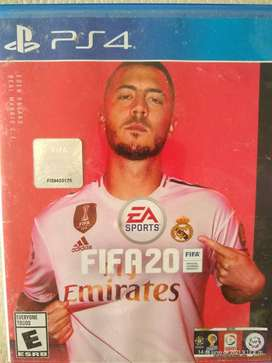 FIFA 20 PS4 FISICO