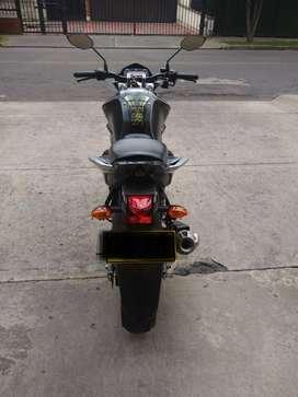 Moto Yamaha FZ 150 modelo 2021 9500 kms