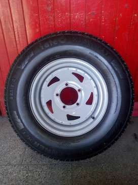 Vendo rueda completa Rodado 15