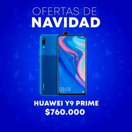 Huawei Y9 Prime 128gb Garantía 1 año.