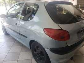 Peugeot 206 xr premium full