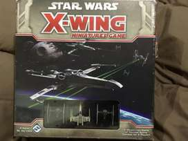 Juego Star Wars XWing miniatures game