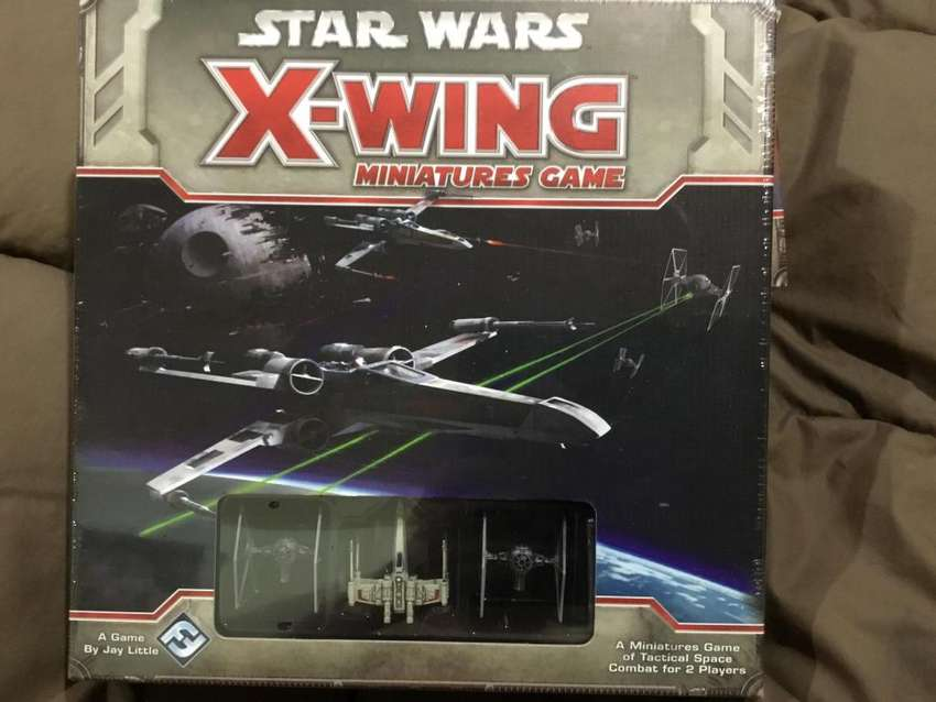 Juego Star Wars XWing miniatures game 0
