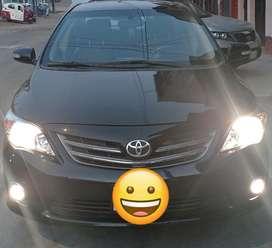 Vendo Toyota Corolla 2013