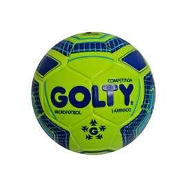 Balon De Microfutbol Golty Competition T668653