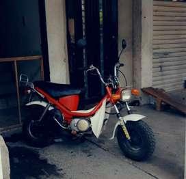 Moto chappy en buen estado