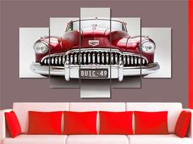 Cuadros Decorativos Carros