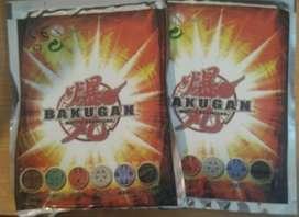 Sobres Cerrados Cartas Bakugan