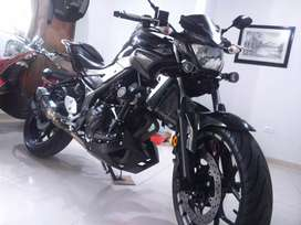 Yamaha mt 13