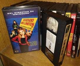 Viviendo sin límites (Go) - VHS 1999 - Sarah Polley