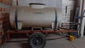 Cisterna 1600 litros