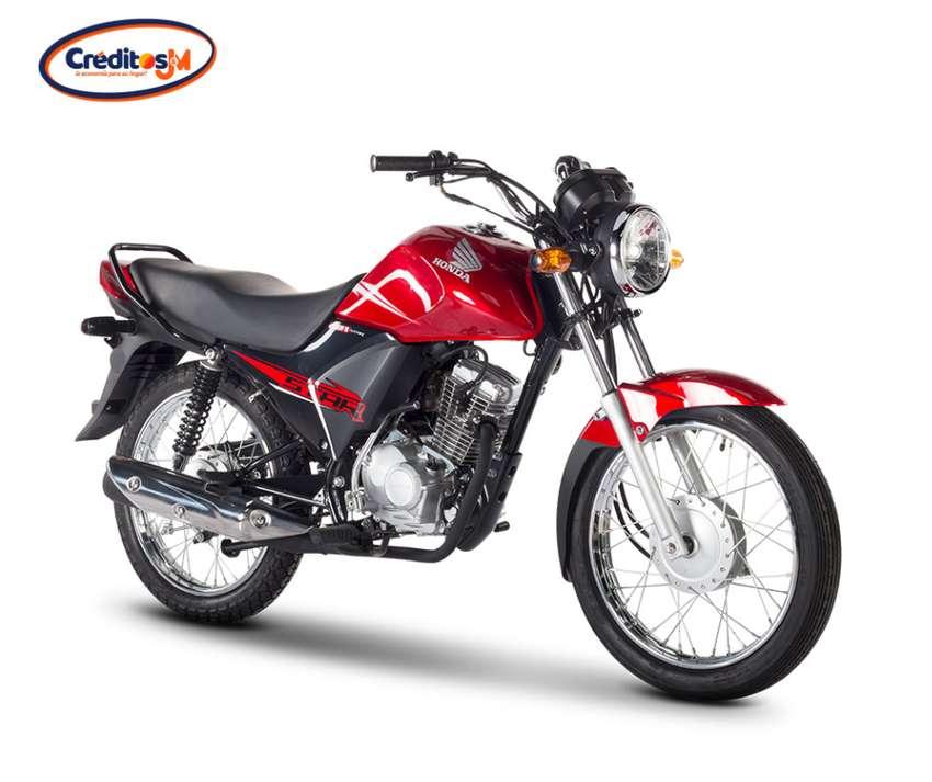 Moto Honda CB1 STAR 125cc (2020) 0