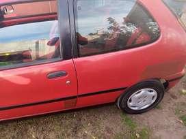 Vendo Fiat Palio 98 con gnc!!!