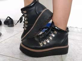 Zapatos Nayla negros T.37/38