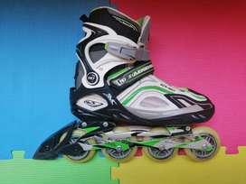 Roller Derby Aerio Q-90 patines en linea, Talla 41 / 42 Casi Nuevos