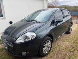 Fiat Punto 1.4 Atractive Unico Dueño