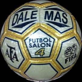 Pelotas de futbol DALEMAS Futsal - Papifutbol (medio pique)  nro.4