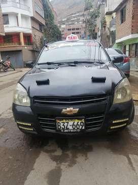 Chevrolet evolution Taxi gnv