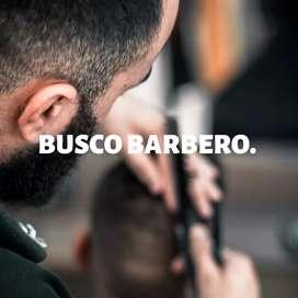 Busco barbero para trabajar en soledad