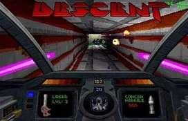 Descent 3D - Mac Macintosh