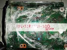 Targeta sony modelo 32BX321