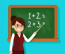Soy docente y busco empleo