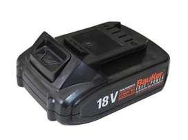 Bateria 18V 2 Amperios Ion Lithio Bauker NUEVO